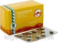Каталитин 100 таблеток Арго снижение веса, похудение, нарушение обмена веществ, сжигает жир, сорбент