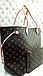 Neverfull  LOUIS VUITTON Сумка в стиле, фото 3