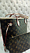 Neverfull  LOUIS VUITTON Сумка в стиле, фото 4