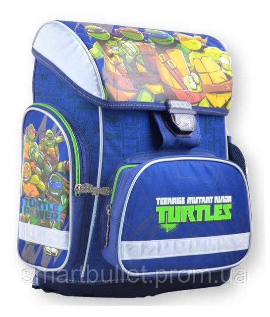 Рюкзак школьный ортопедический Turtles 555084 1 Вересня