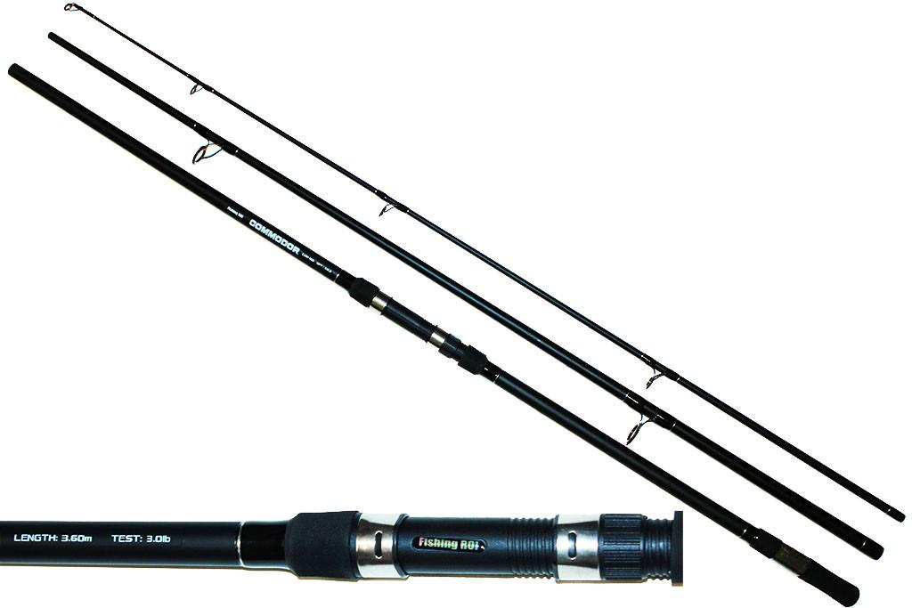 Карповое удилище Fishing ROI COMMODOR 3.9 м.