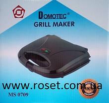 Гриль-бутербродниця Domotec MS-0709