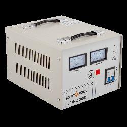 Стабилизатор напряжения сервоприводный LPМ-3000SD (2400W)