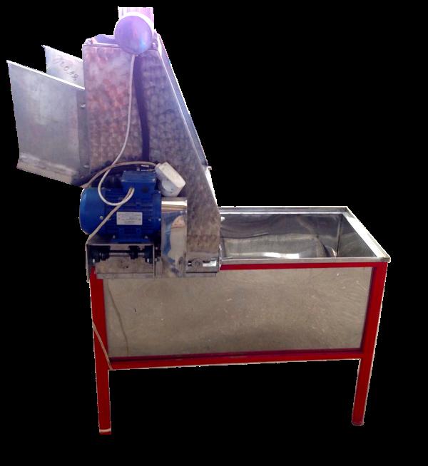 Полуавтоматический станок для распечатывания рамок, Бистар