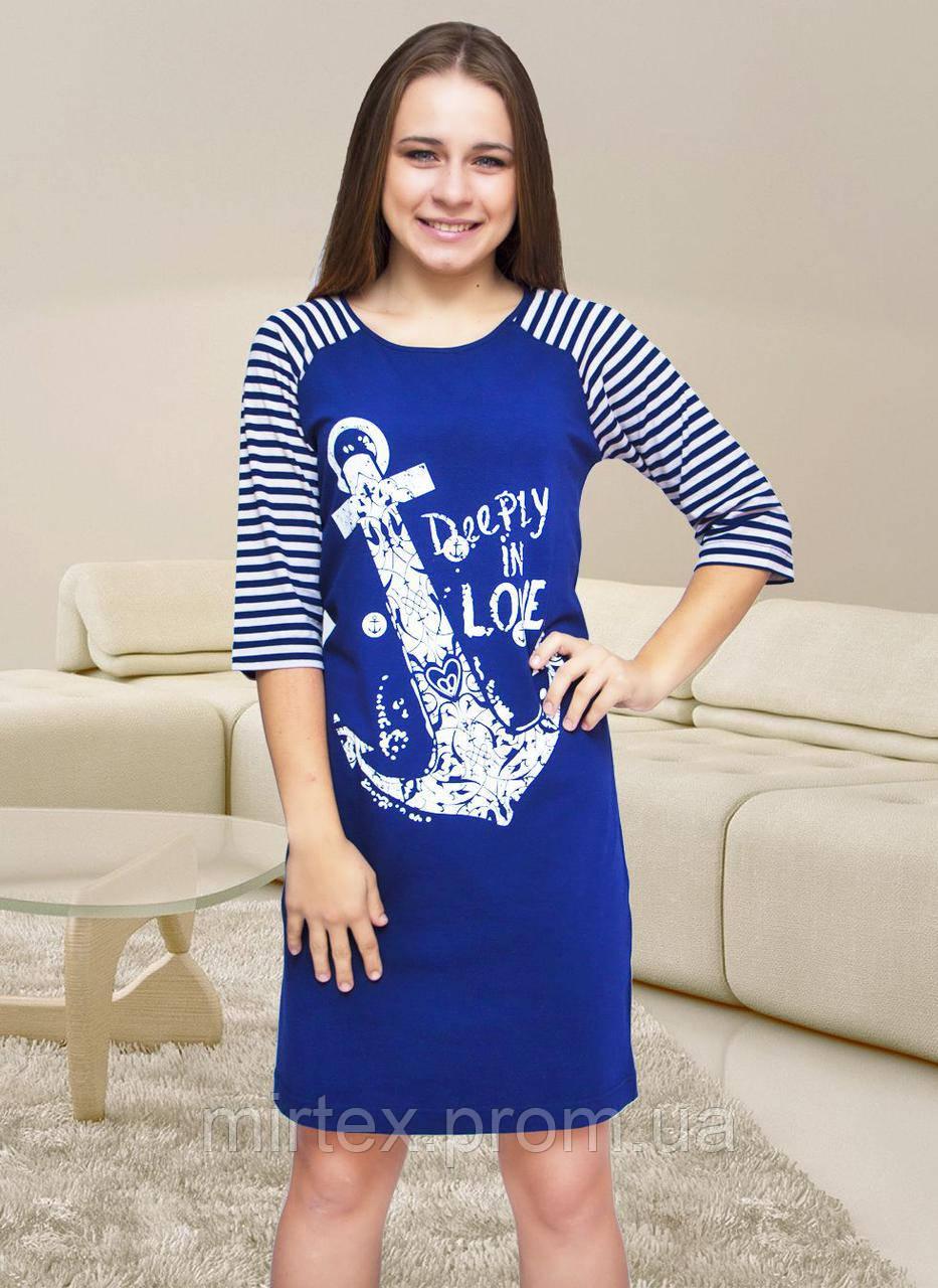 """Сукня жіноча ТМ """"anita""""арт.572 р.54 X ХL (95% бавовна, 5% еластан)"""