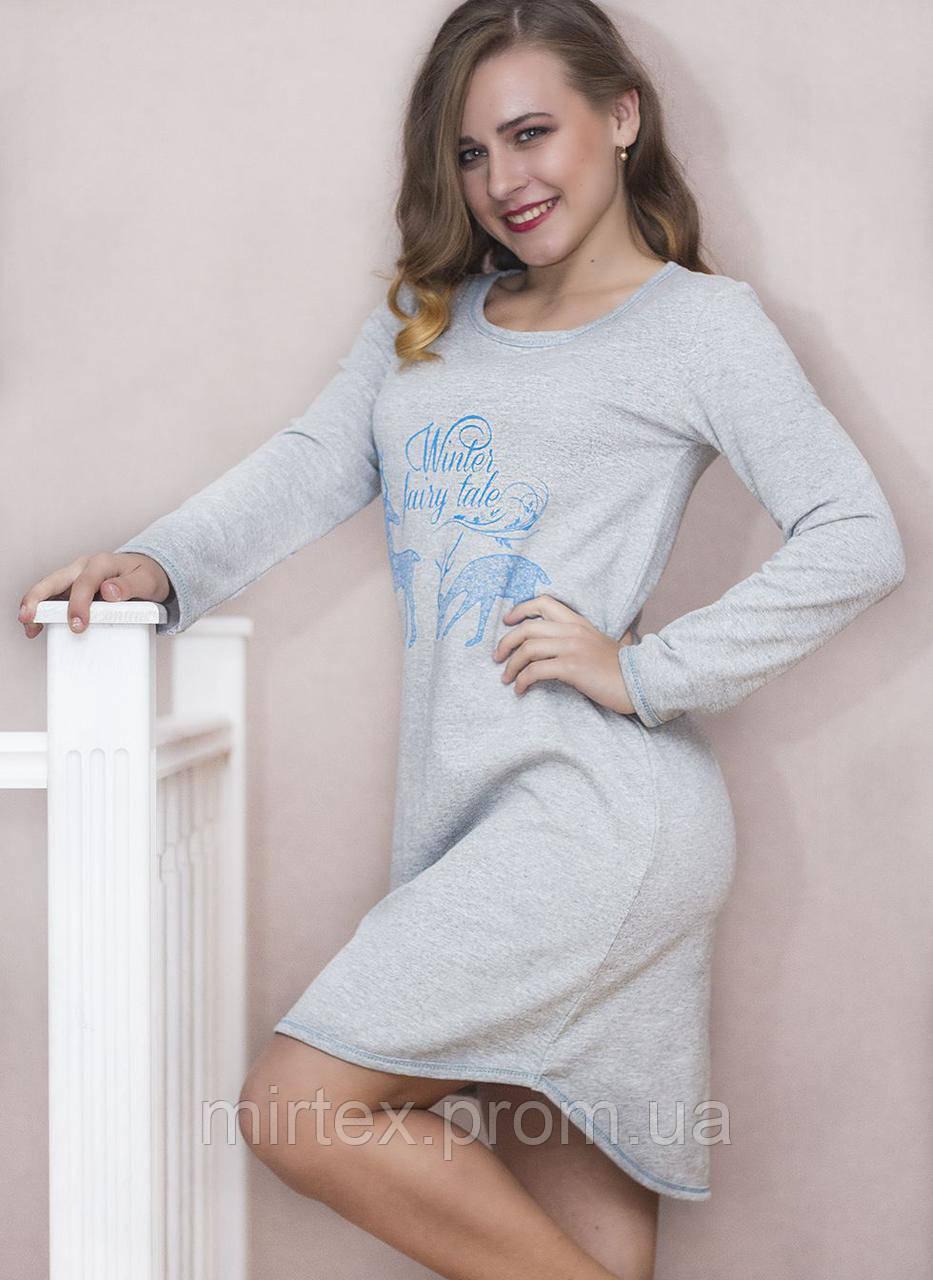"Сорочка жін.тепла ТМ ""anita"" арт.741 р.42 (S) (50% бавовна,50%поліестер)"