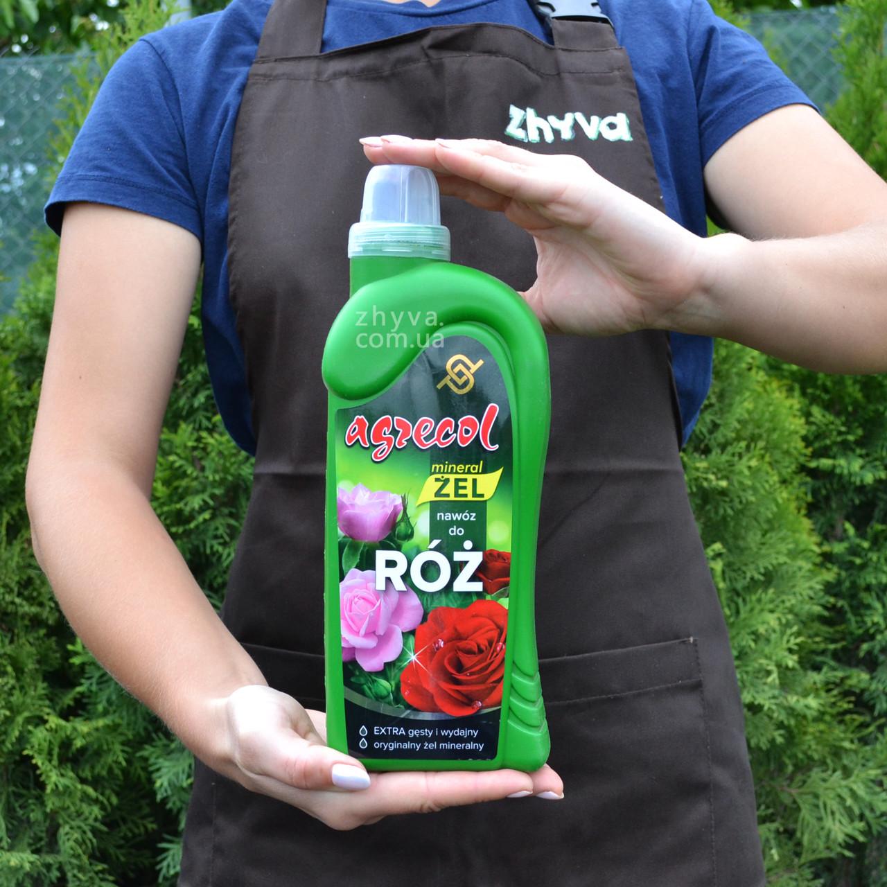 Добриво-гель Agrecol для троянд 1л