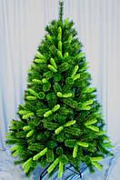 Елка искусственная Аляска 2,5 м качественная пышная елка Украинского производства
