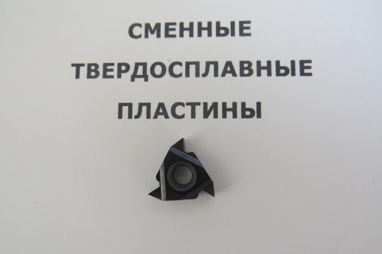 Твердосплавная пластина сменная 16ERAG55 YEROTE