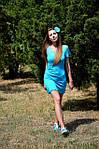 """Сорочка жіноча ТМ """"Anita"""" м.761 р.44-46 (M) (92%віскоза,8%еластан), фото 4"""