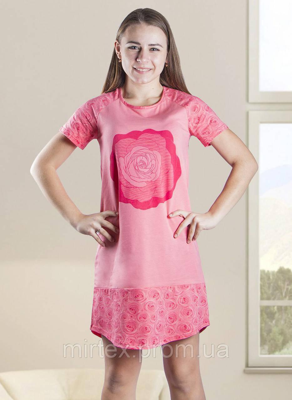 """Сорочка жіноча ТМ """"anita"""" м.785   р.54 ( X XL )(95% бавовна, 5%еластан)"""