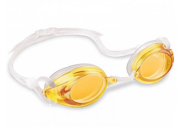 """Детские очки для плавания Intex 55684 """"SPORT RELAY"""" для комфортного плавания под водой, фото 2"""