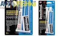 DoneDeal Затекающий герметик силиконовый для ремонта стекол 85 г (DD6754)