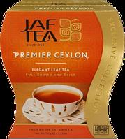 Чай черный JAF TEA Premier Ceylon 100 гр.