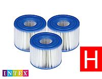Фильтр-картридж для насоса Intex 29007, Картридж фильтр тип H для бассейна, Картридж для насосов