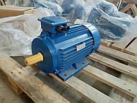 Электродвигатель 3-Х фазный АИР63 В2 (IM 1081) 0,55 кВт 3000 об/мин.