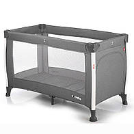 Манеж Carrello POLO CRL-11601 Silver Grey***