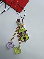 Брелок-подвеска Скрипка, фото 1