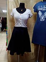 Женское платье Габардин р.42-44