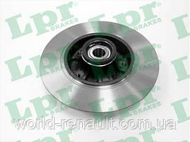 Задний тормозной диск на Рено Меган 3/ LPR R1040PCA