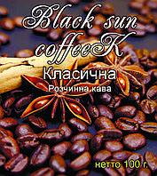 Кофе Black sun coffeek Классический 100 г., фото 1