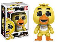 Фигурки 5 ночей с Фредди Чико Funko Five Nights at Freddy's - Chica Toy Figure