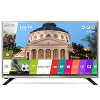 Телевизор LG 32LJ590U Black
