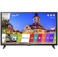 Телевизор LG 32LJ610v Black