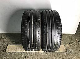 Шины бу лето 225/40R18 Michelin Pilot Sport3 (2шт) 6мм