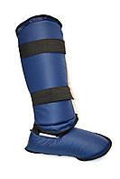 Защита для ног (голень+стопа) с закрытой пяткой