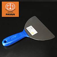 Шпатель нержавеющий полировальный 150 мм Pavan #1342, фото 1