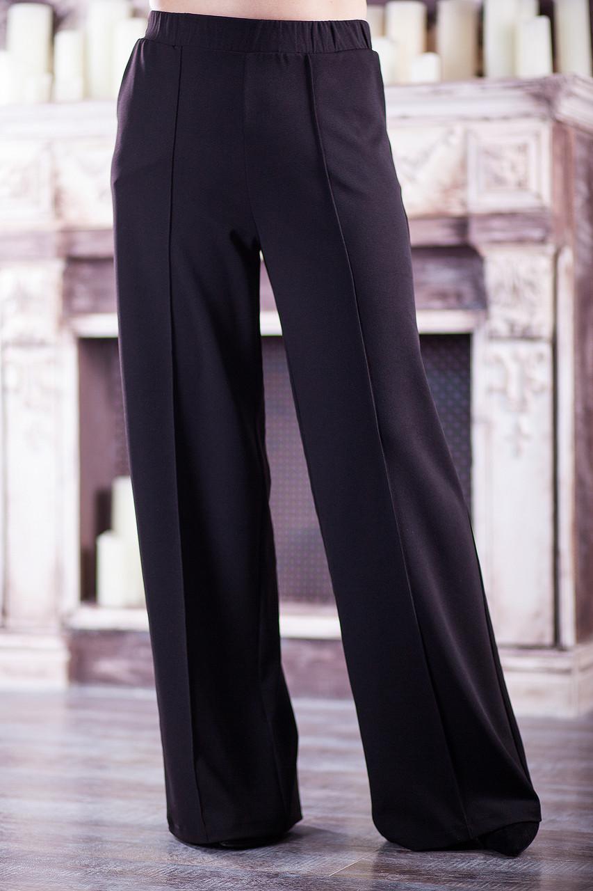 """Женские брюки со стрелками """"Телси 3"""" большого размера"""