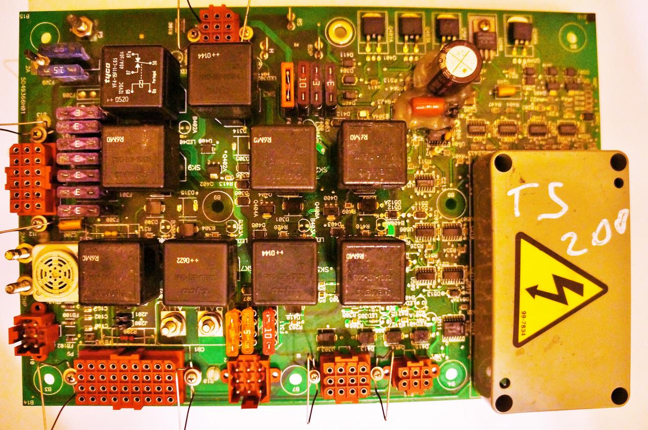Плата релейная Термо Кинг TS,XDS.UTS.RS.ESR 41-8088 45-2219, фото 1