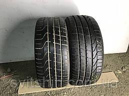 Шины бу лето 225/40R18 Pirelli PZero 2шт 6мм