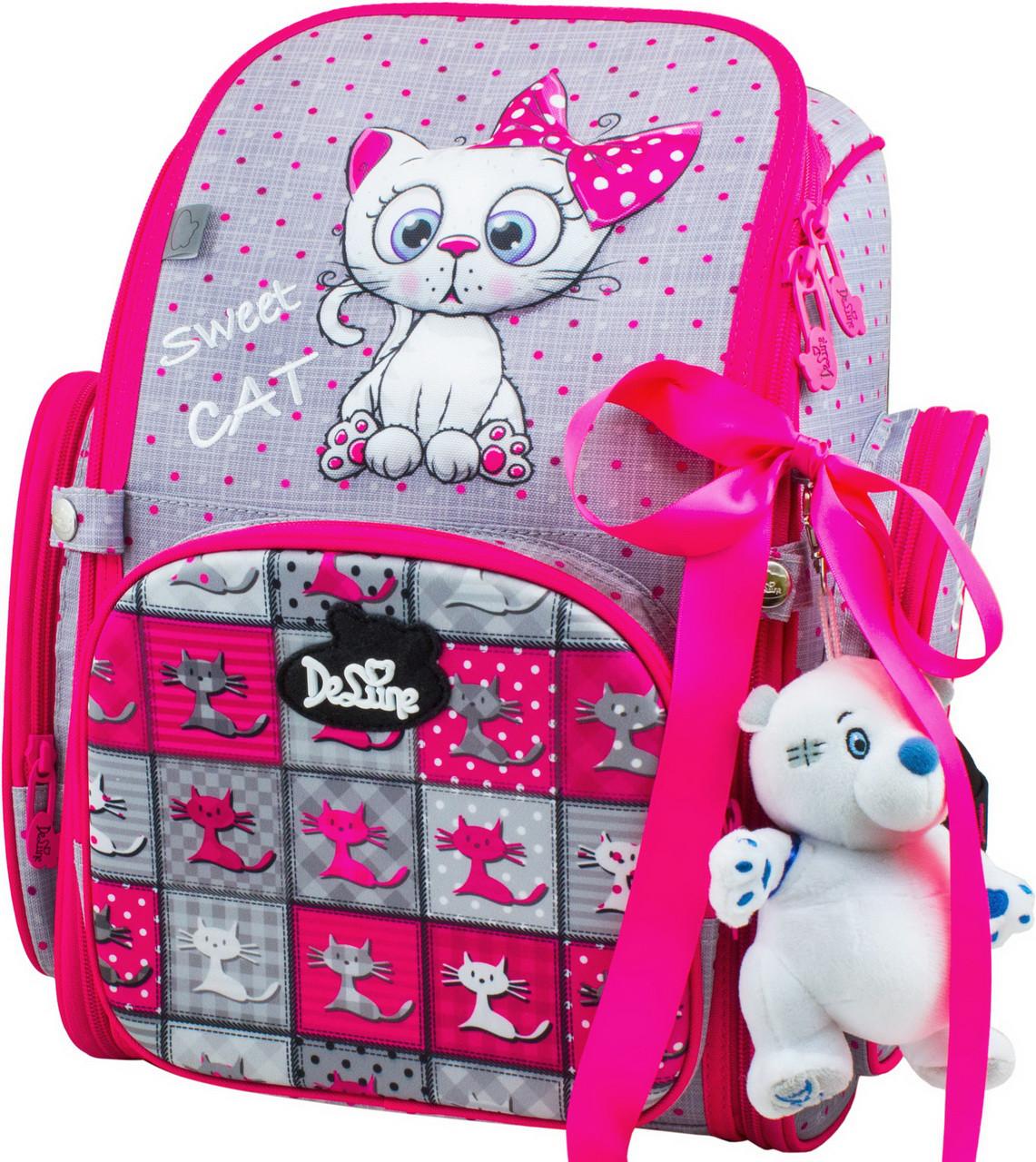 Ранец Delune для девочек 6-115