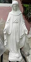 Скульптуры для памятников. Статуя Божьей Матери Покрова №2  120 см бетон , фото 1