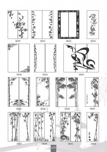 Шкафы купе под заказ, художественная обработка в матовый дизайн, Платон 405