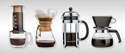 4 альтернативных способа приготовления кофе в домашних условиях