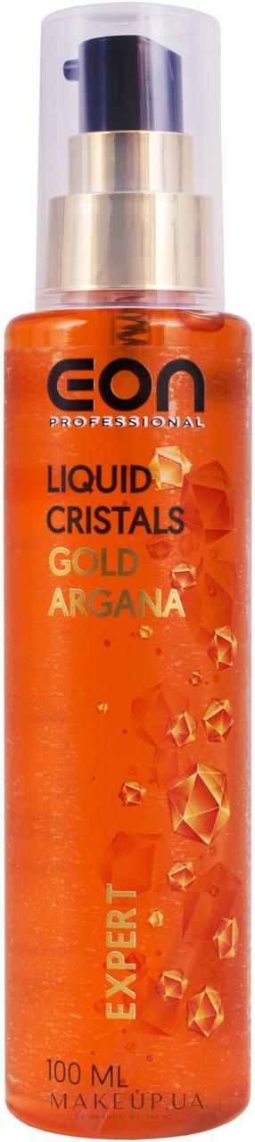 "Жидкие кристаллы ""Gold Argana"", 100 мл ТМ ""EON"""