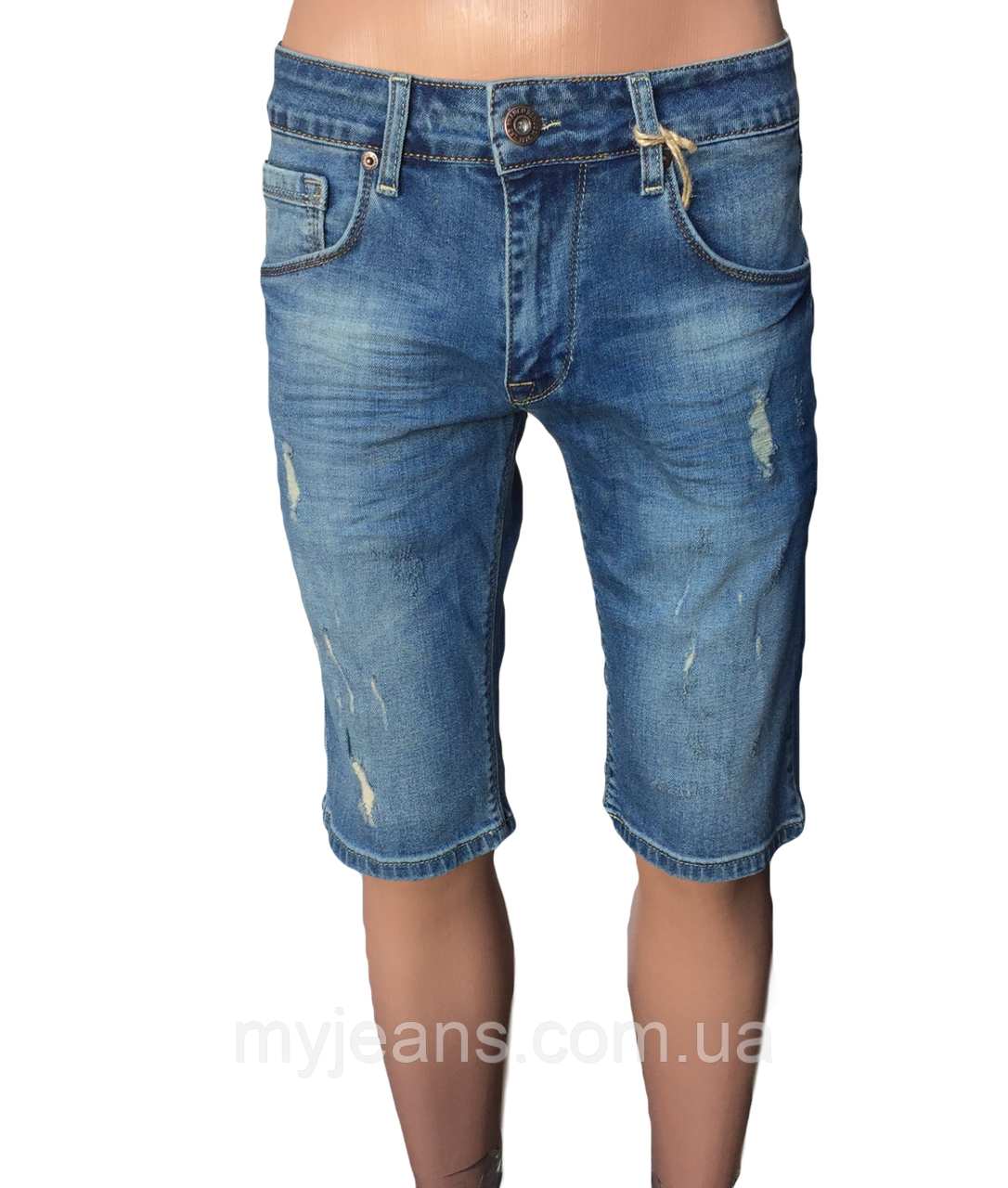 Шорты джинсоые мужские fb 17-335
