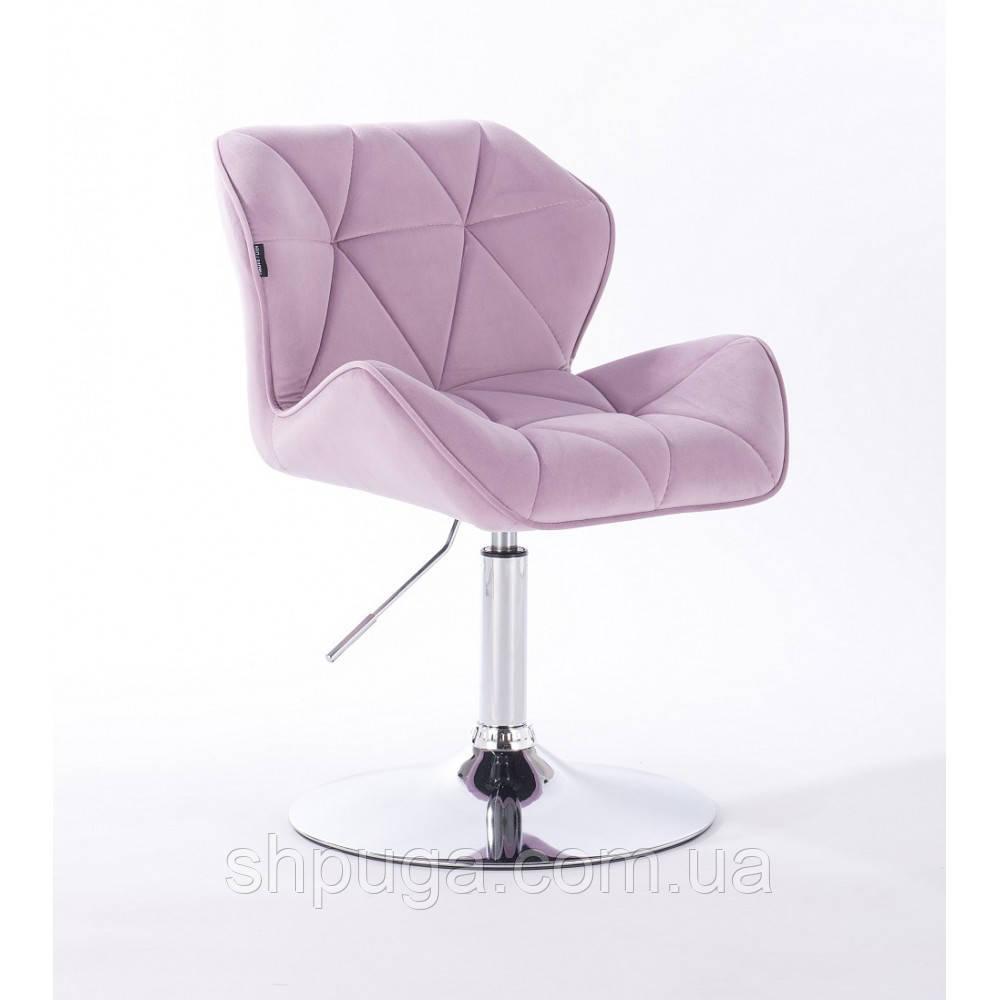 Кресло  HR111 вереск велюр