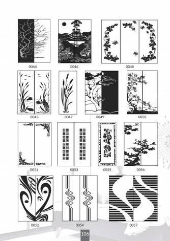 Шкафы купе под заказ, художественная обработка в матовый дизайн, Платон 406, фото 2