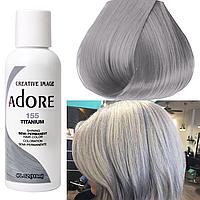 Фарба для волосся Creative Image ADORE 155 Titanium, фото 1