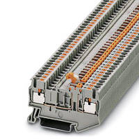 Клемма с зажимами Push-in Phoenix Contact PT 2,5-MT - 3210156