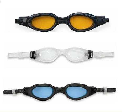 Очки для плавания Pro Master Goggles Intex 55692, фото 2