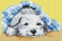 А-1. Набір алмазної мозаїки Собачка