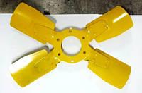 Вентилятор метал. трактора МТЗ 4 лопасти
