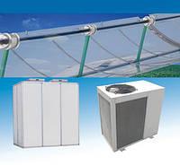 Солнечная система кондиционирования воздуха