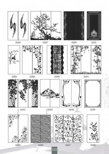 Шкафы купе под заказ, художественная обработка в матовый дизайн, Платон 422