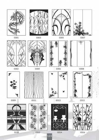 Шкафы купе под заказ, художественная обработка в матовый дизайн, Платон 423, фото 2